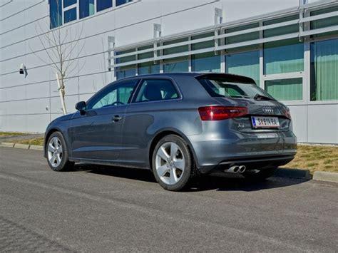 Testbericht Audi A3 by Audi A3 2 0 Tdi Testbericht Auto Motor At