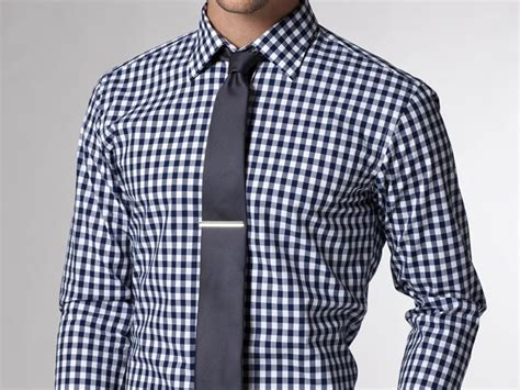 Custom Shirts Without Meeting The Tailor by Tailored Shirts Without Leaving Chair Indochino Navy