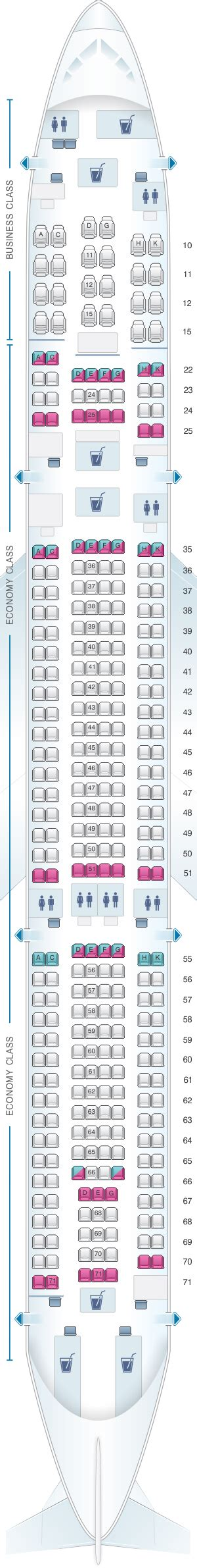 a330 seat map cathay pacific seat map cathay airbus a330 300 a33h