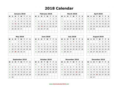 printable calendar 2018 large 2018 large printable calendar printable calendar