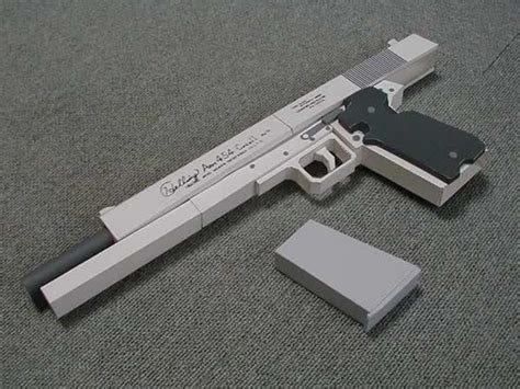 tutorial armas alucard creea tus propias pistola de alucard con cartulina