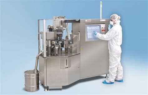 Bsh 100 Capsule compact x unit simultaneously checks all capsule quality features epm magazine