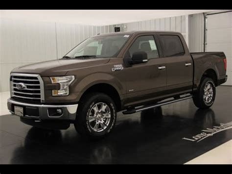 Ford Options 2015 Ford F 150 Xlt Standard Equipment Available
