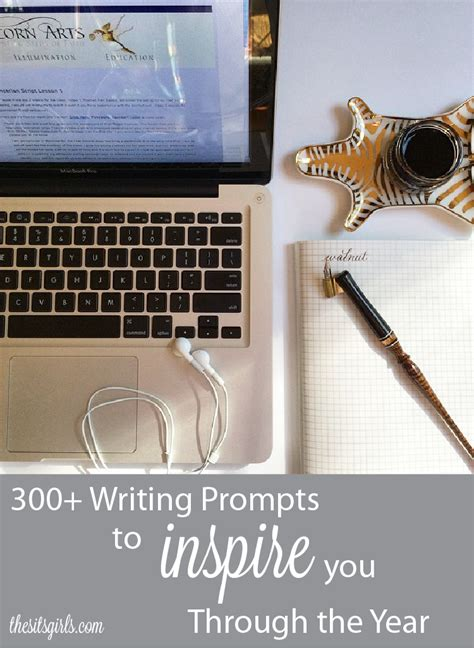 writing prompts for and who to write
