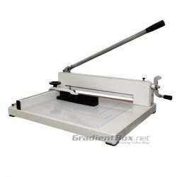 Alat Pemotong Kertas Besar Pemotong Kertas Manual Dan Otomatis Mulai Rp 1 8 Juta