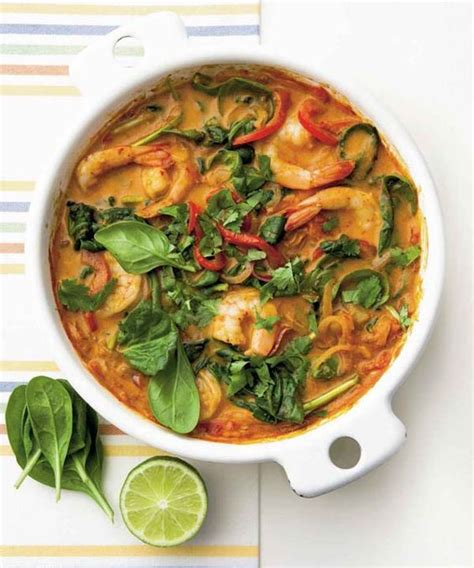 fancy something different for dinner tonight what about a delicious king prawn curry ready in