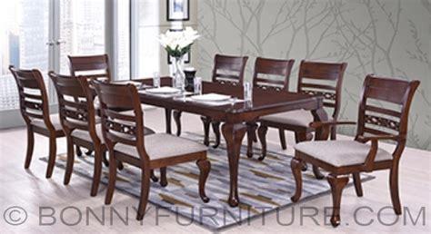 Set Titanium 8 titanium 8 seater dining set bonny furniture