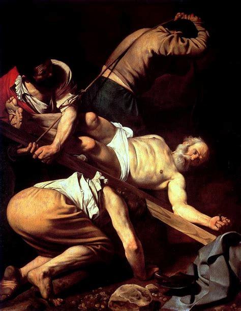 file caravaggio martirio di san pietro jpg wikimedia