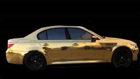 Auto Folie Crom Gold by Auto Folie Chrom Gold Silber Blasenfrei Flexibel