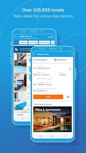 traveloka book flight hotel app  pc emulator