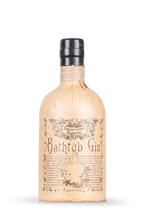 Bathtub Gin by Smartdrinks Ro Gin Professor Cornelius Leforth
