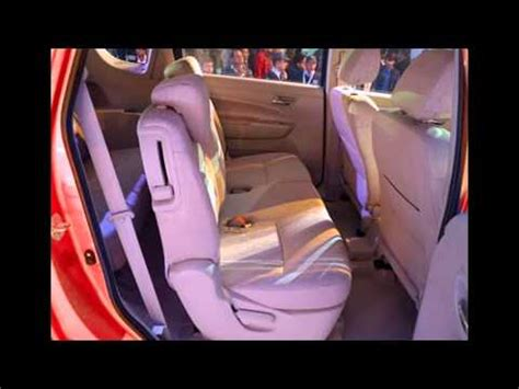 interior design of xa alpha maruti suzuki xa aplha suv interiors youtube