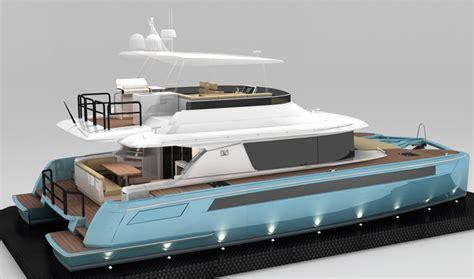 x50 catamaran innovative multihull motoryacht from nisi yachts
