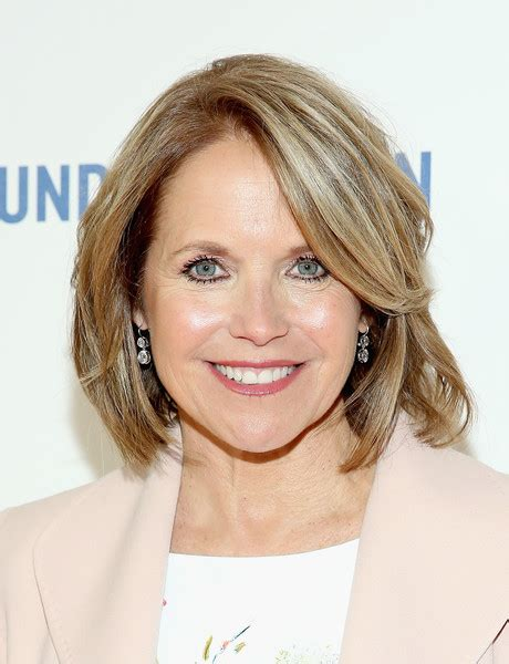 hairstyles of katie couric katie couric short hairstylesjpg long hairstyles