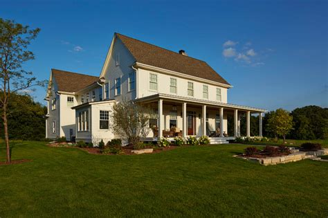 Greek Revival House Plans modern farmhouse farmhouse exterior minneapolis by