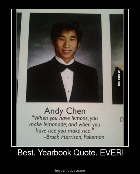 yearbook themes quotes best yearbook quote ever be amused pinterest