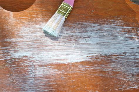 acrylic paint drying time on wood the polka dot closet how to brush paint
