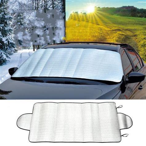 car window cover for 2017 150 70cm car windscreen visor cover window foils sun