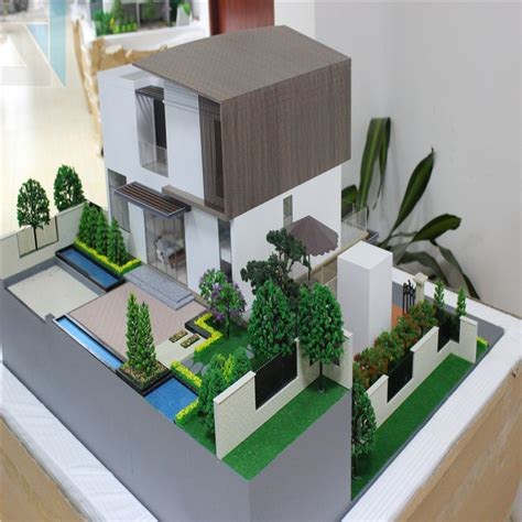 architecture model galleries architecture home new design 3d maquette for villa house plan architecture
