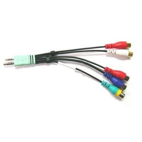 Adaptor Tv Led Samsung samsung led tv av adaptor cable