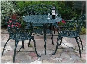 Cast Iron Patio Furniture Sets Buy Garden Furniture Patio Sets Garden Benches Uk