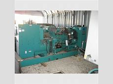 Onan diesel generator supplier worldwide | Used Onan 350 ... 250 Kw Generator Used