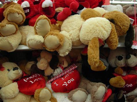 valentines day teddy walmart hunka bad idea adventures with