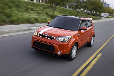 Kia Souls 2014 2014 Kia Soul Photo Gallery Autoblog