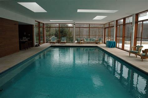 residential indoor pool contemporary indoor pool boston massachusetts residential