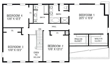 House 21122 Blueprint details, floor plans