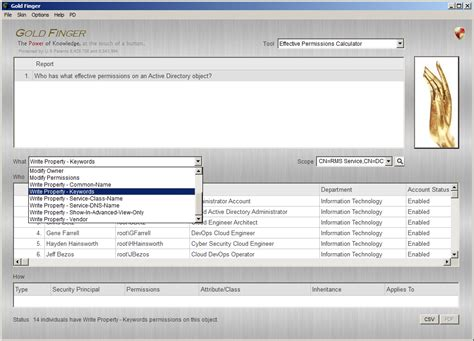 reset permissions tool the active directory security blog how to audit who can
