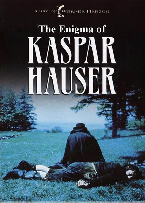 kaspar hauser experiment literatura norte americana do s 233 culo xx a casa de vidro