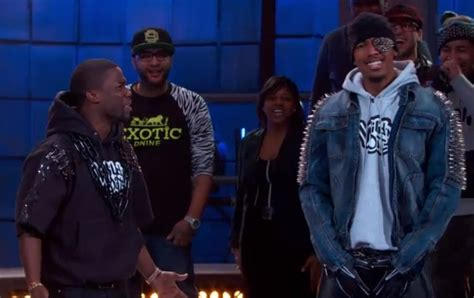 kevin hart wild n out nick cannon kevin hart crackin on each other s outfits
