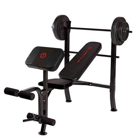 bench with weight set standard bench 80lbs weight set quality strength products