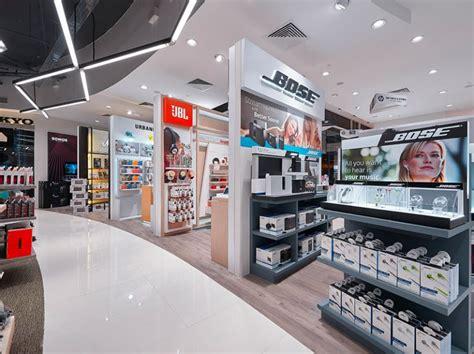 harvey norman s flagship store at millenia walk is big
