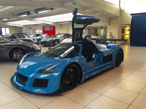 cars for sale in france blue gumpert apollo s for sale in france gtspirit