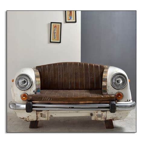 sofa auto recycled car sofa reclaimed car sofa car
