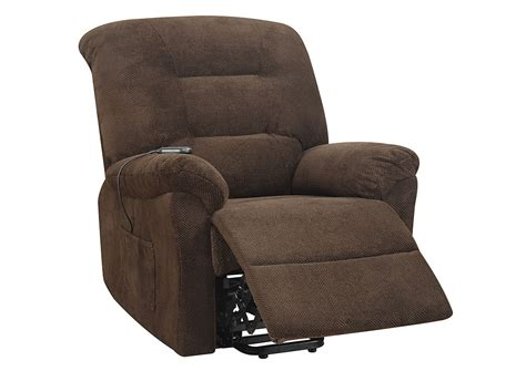 coaster chenille glider and ottoman in chocolate frankfort discount warehouse frankfort ky chocolate