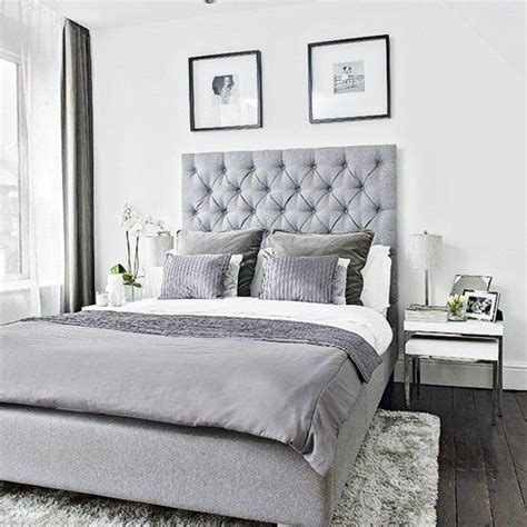 simple bedroom ideas best 25 upholstered beds ideas on white