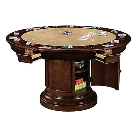 bed bath and beyond ithaca howard miller ithaca game table in hton cherry bed