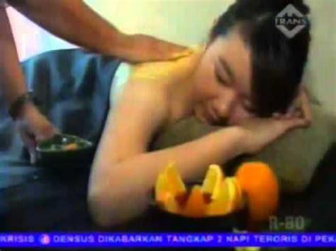 Rainbow Fruitamin Spa Perawatan Tubuh perawatan tubuh dengan spa jeruk