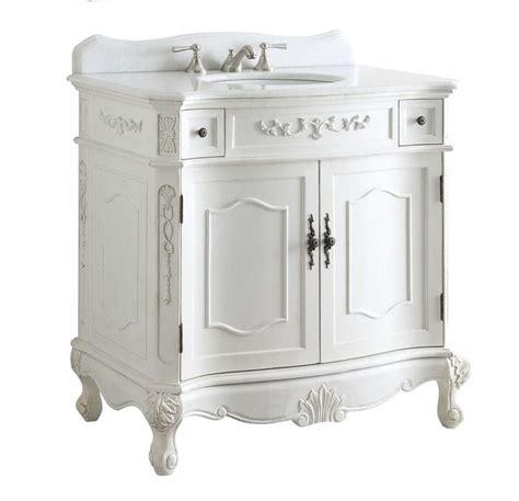 antique white bathroom mirror 36 quot classic style antique white fairmont bathroom sink