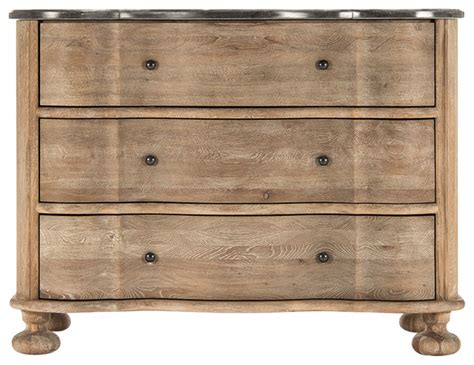 Rustic Grey Dresser by Rosine Country Rustic Limed Gray Oak Finish Dresser Traditional Dressers By Hudson