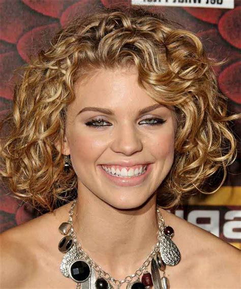 curly hairstyles round chubby faces 25 best curly short hairstyles for round faces fave