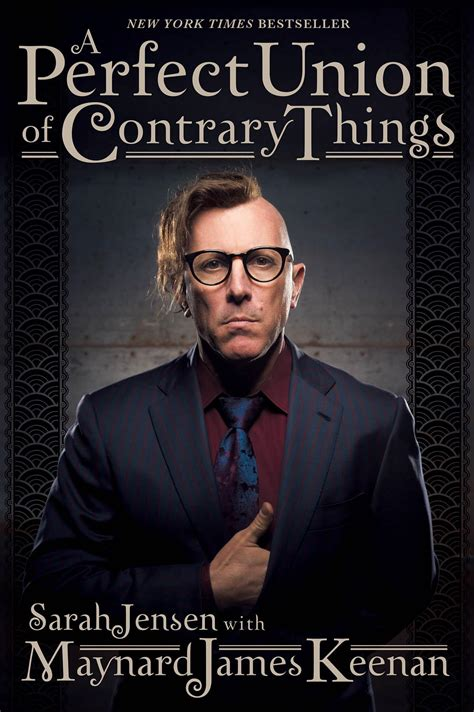 Maynard Plumbing by A Union Of Contrary Things Maynard Keenan
