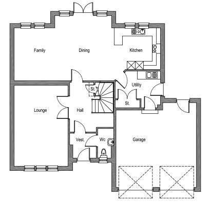 house plans scotland plot 35 ajc scotland house builder and building contractor based in aboyne
