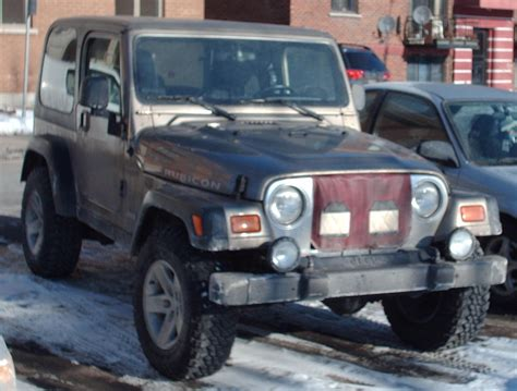 2006 Jeep Wrangler Tj Jeep Tj 2006 Review Amazing Pictures And Images Look