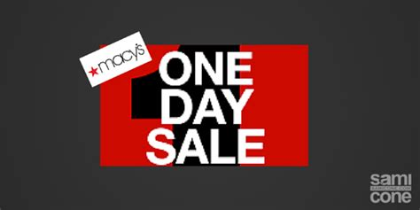 day sale macys one day sale june 2015 samicone family money