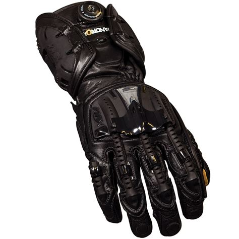 Armoir Gloves by Motorcycle Gloves Handroid Armour Motorbike Boa