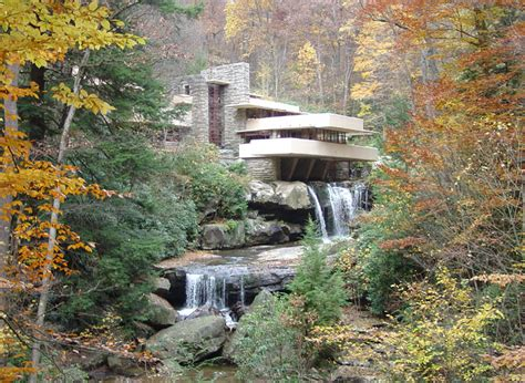 falling water architect cqubuildingdesignassessment frank lloyd wright